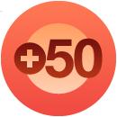 selo +50